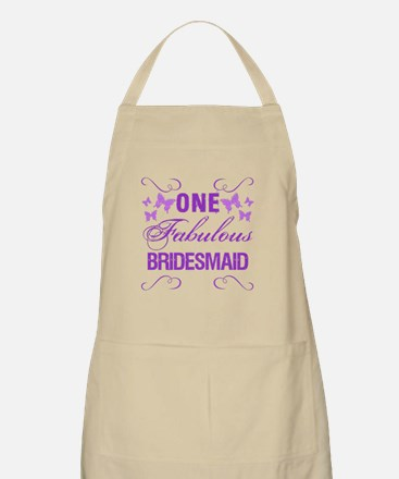 One Fabulous Bridesmaid Apron