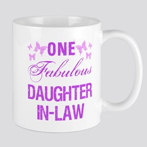 One Fabulous Daughter-In-Law Mugs