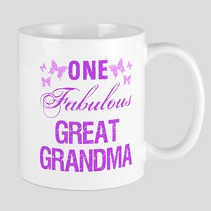 One Fabulous Great Grandma Mugs