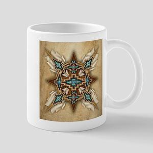 Native American Style Mandala 26 Mugs