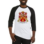 Descamps Family Crest  Baseball Jersey
