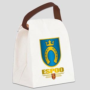 Espoo Canvas Lunch Bag