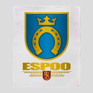 Espoo Throw Blanket