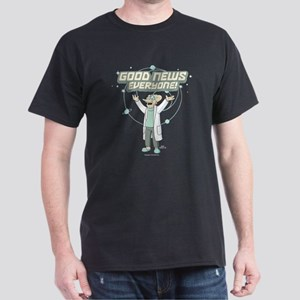 Futurama Good News Dark T-Shirt