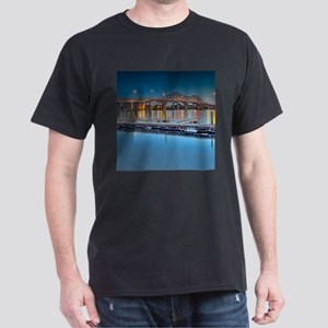Decatur Bridge Scenic Twilight T-Shirt