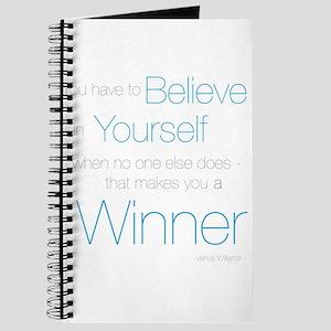 Believe in Winning Journal