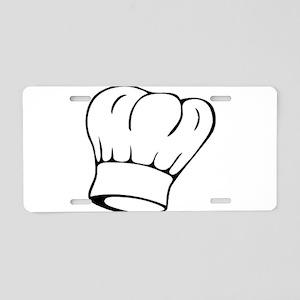 Chef Aluminum License Plate