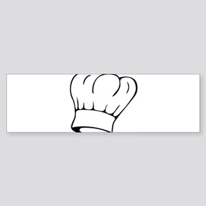 Chef Bumper Sticker