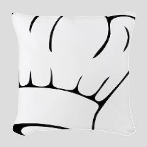 Chef Woven Throw Pillow