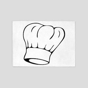 Chef 5'x7'Area Rug