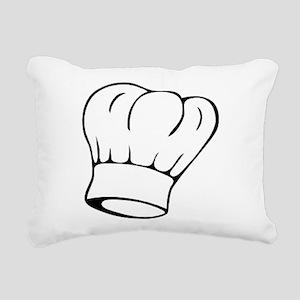Chef Rectangular Canvas Pillow