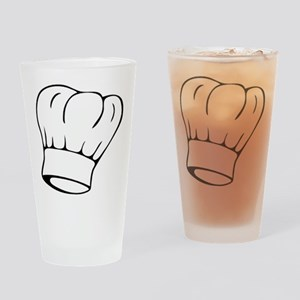 Chef Drinking Glass