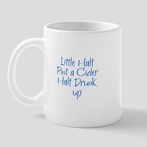 Little Half Pint a Cider Half Mug