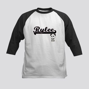 Rylee Classic Retro Name Design wi Baseball Jersey