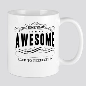 Personalized Birthday Aged To Perfectio Mug