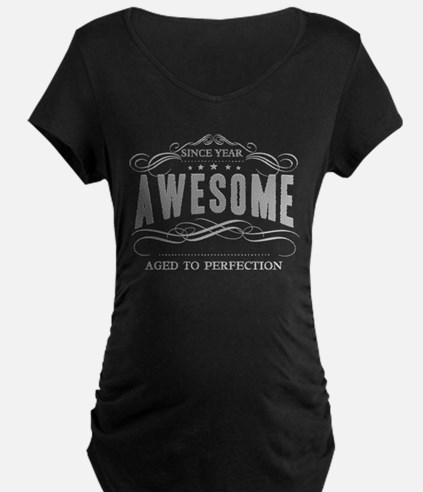 Personalized Birthday Aged T-Shirt