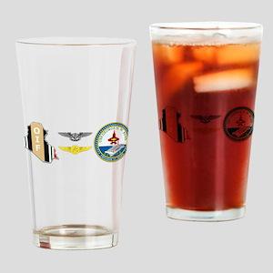 OIF AC AW GHW BUSH Drinking Glass