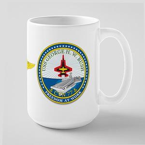 OIF AC GHW BUSH Mugs
