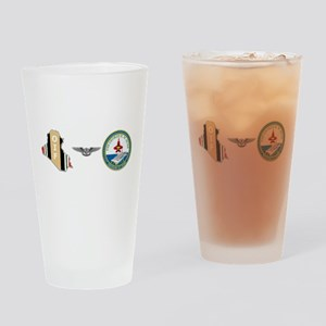 OIF AW GHW BUSH Drinking Glass