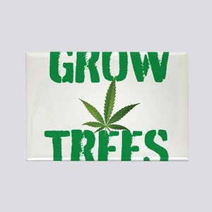 GROW TREES Magnets