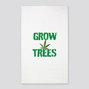GROW TREES Area Rug