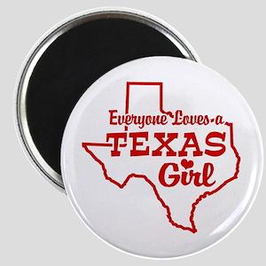 Texas Girl Magnet
