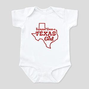 Texas Girl Infant Bodysuit