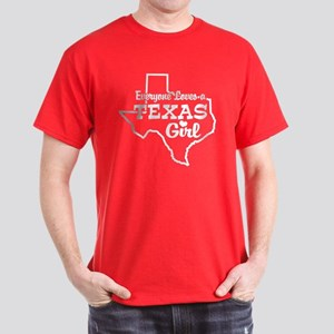 Texas Girl Dark T-Shirt