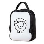 Sheep Neoprene Lunch Bag