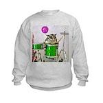 Drums Kids Sweatshirt