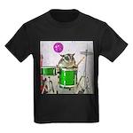 Drums Kids Dark T-Shirt