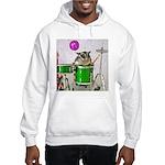 Drums Hooded Sweatshirt