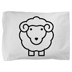 Sheep Pillow Sham
