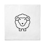 Sheep Queen Duvet