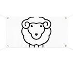 Sheep Banner