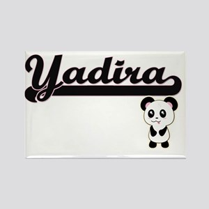Yadira Classic Retro Name Design with Pand Magnets