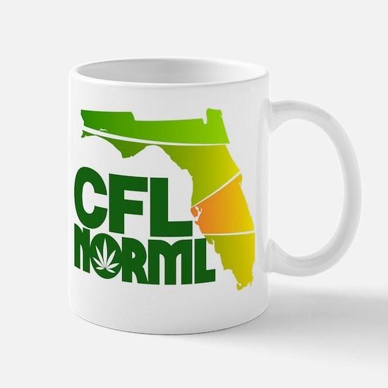 Central Florida NORML Official Logo Mug