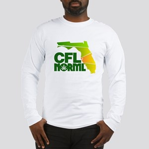 Central Florida NORML Official Long Sleeve T-Shirt