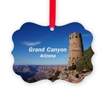 Grand Canyon Picture Ornament