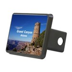 Grand Canyon Rectangular Hitch Cover