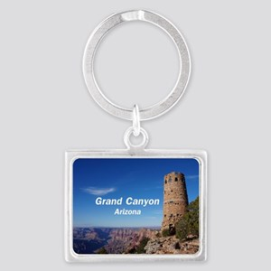 Grand Canyon Landscape Keychain