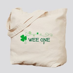 wee one Shamrock Tote Bag