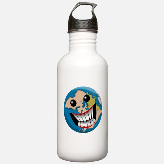 world.png Water Bottle