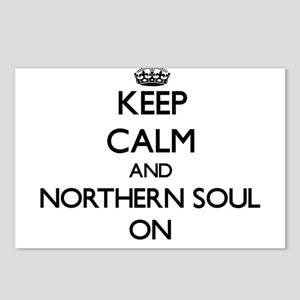 Keep Calm and Northern So Postcards (Package of 8)