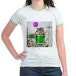 Drums Jr. Ringer T-Shirt