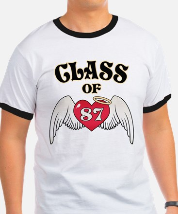Class of '87 T