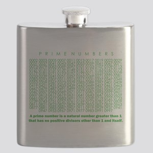 prime numbers: mathematics Flask
