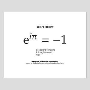 Euler's identity: mathematics Posters