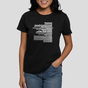 Fermat's last theorem: mathematics T-Shirt