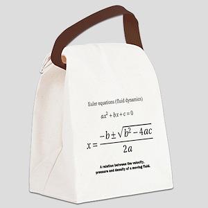 quadratic formula: Euler: mathematics Canvas Lunch